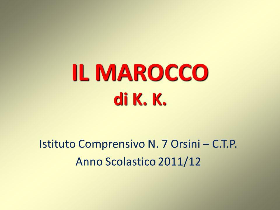 Istituto Comprensivo N. 7 Orsini – C.T.P. Anno Scolastico 2011/12