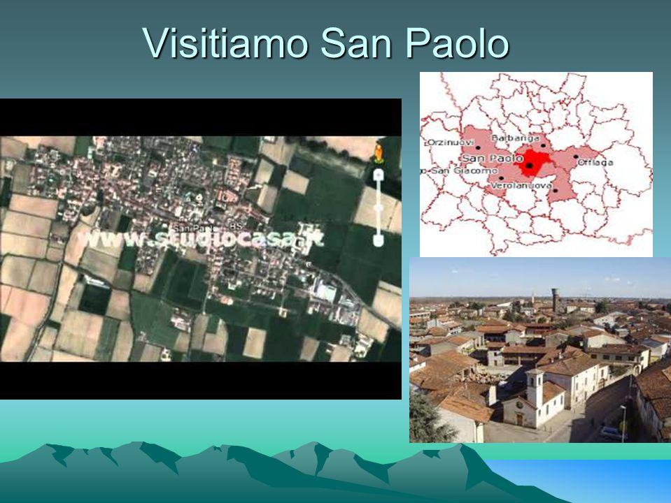 Visitiamo San Paolo