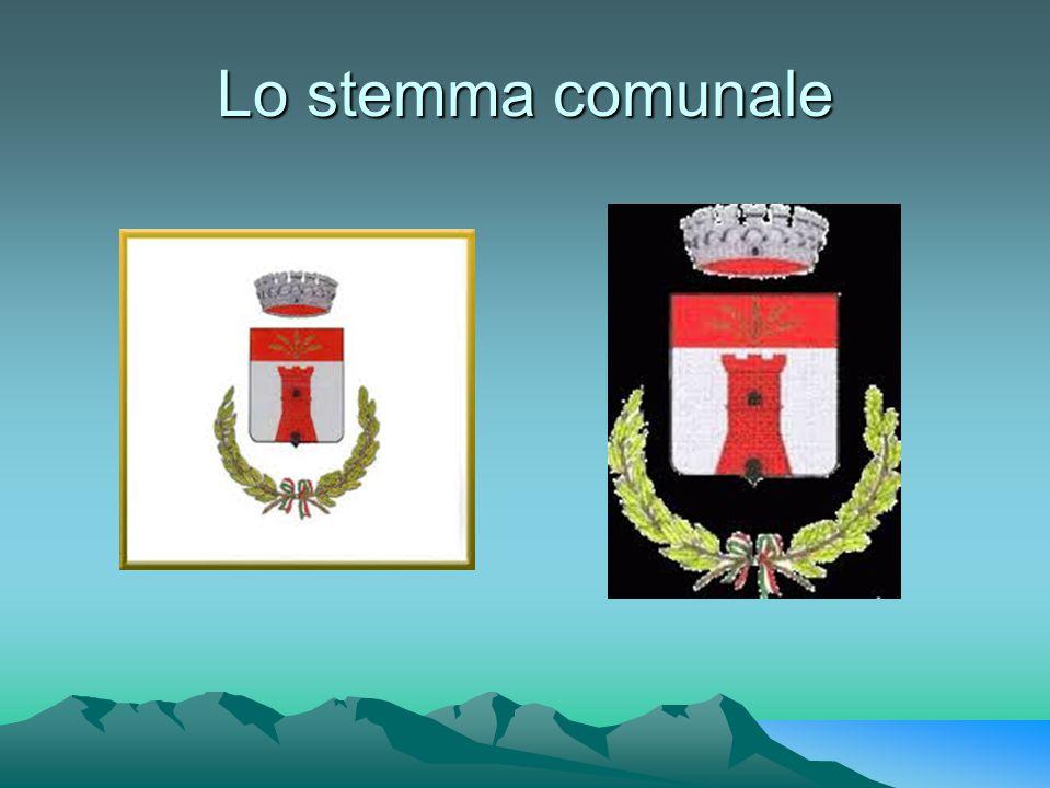 Lo stemma comunale