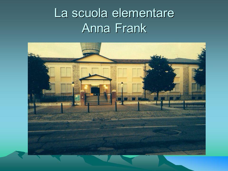 La scuola elementare Anna Frank
