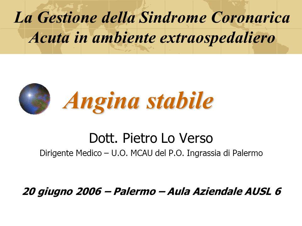 20 giugno 2006 – Palermo – Aula Aziendale AUSL 6