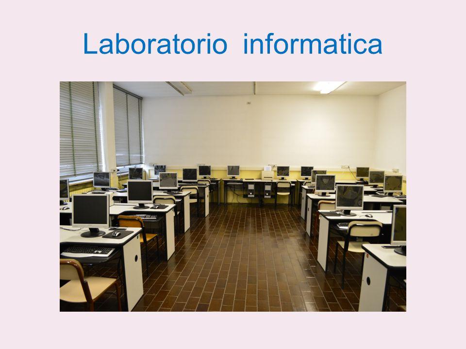 Laboratorio informatica