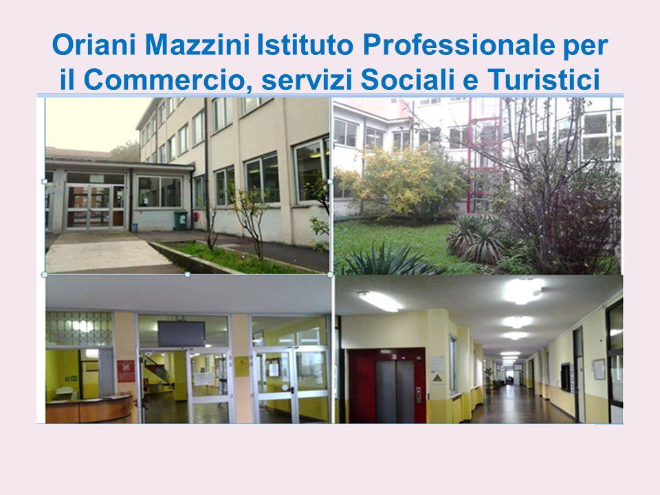 Oriani Mazzini Istituto Professionale per il Commercio, servizi Sociali e Turistici