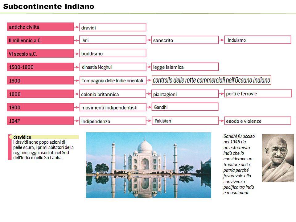 Nella valle dell'Indo si sviluppò, a opera di popolazioni dravidiche, una fiorente civiltà