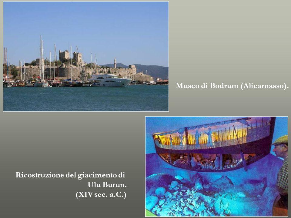 Museo di Bodrum (Alicarnasso).