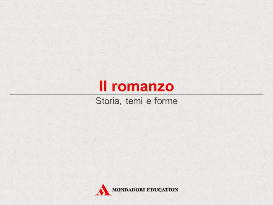 Il romanzo Storia, temi e forme