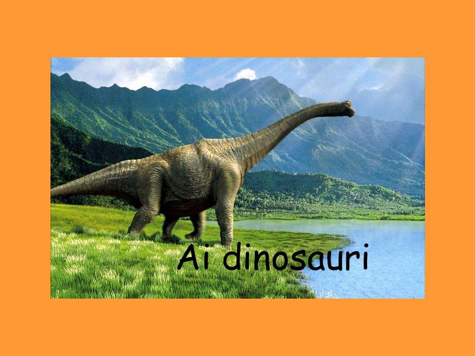 Ai dinosauri