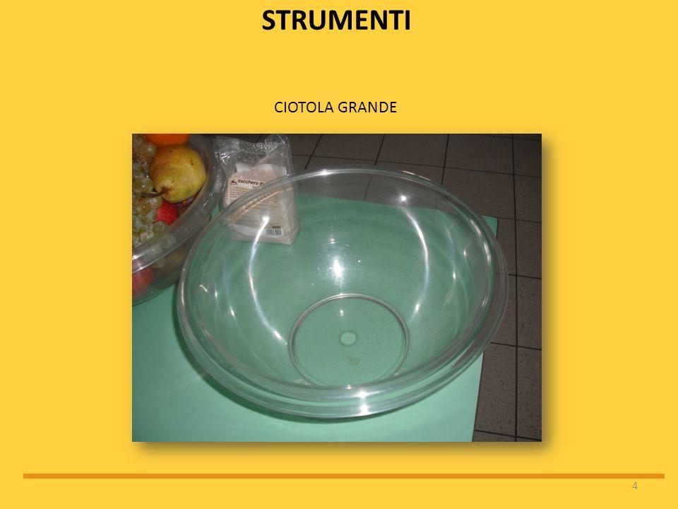 STRUMENTI CIOTOLA GRANDE