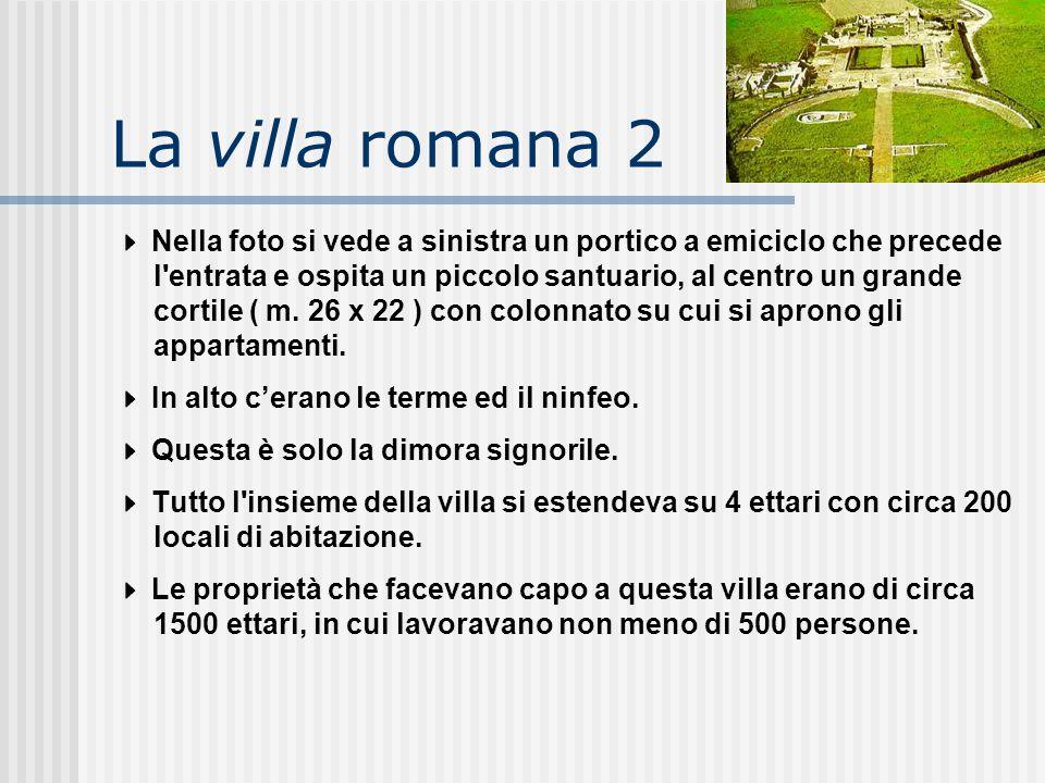 La villa romana 2