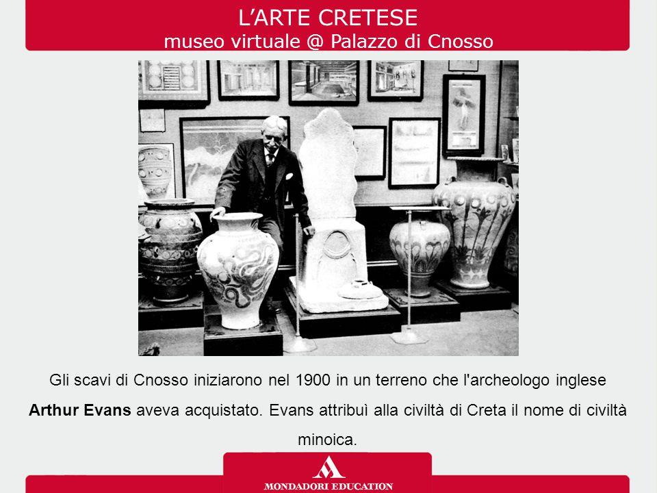 museo virtuale @ Palazzo di Cnosso