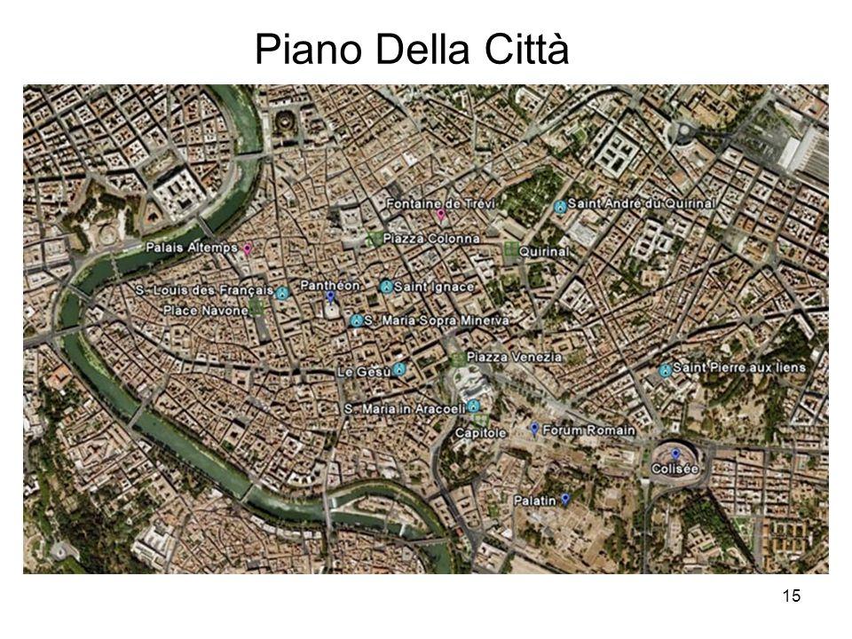 Piano Della Città
