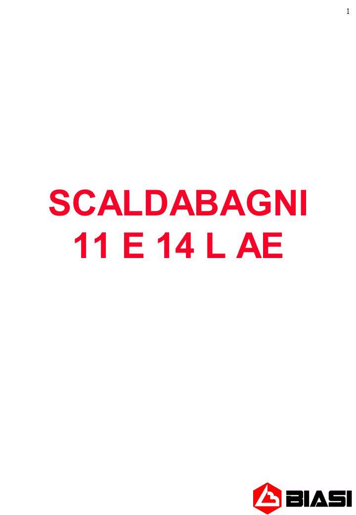 SCALDABAGNI 11 E 14 L AE