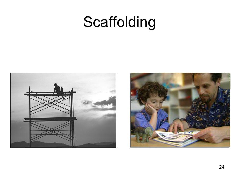 Scaffolding 24 24