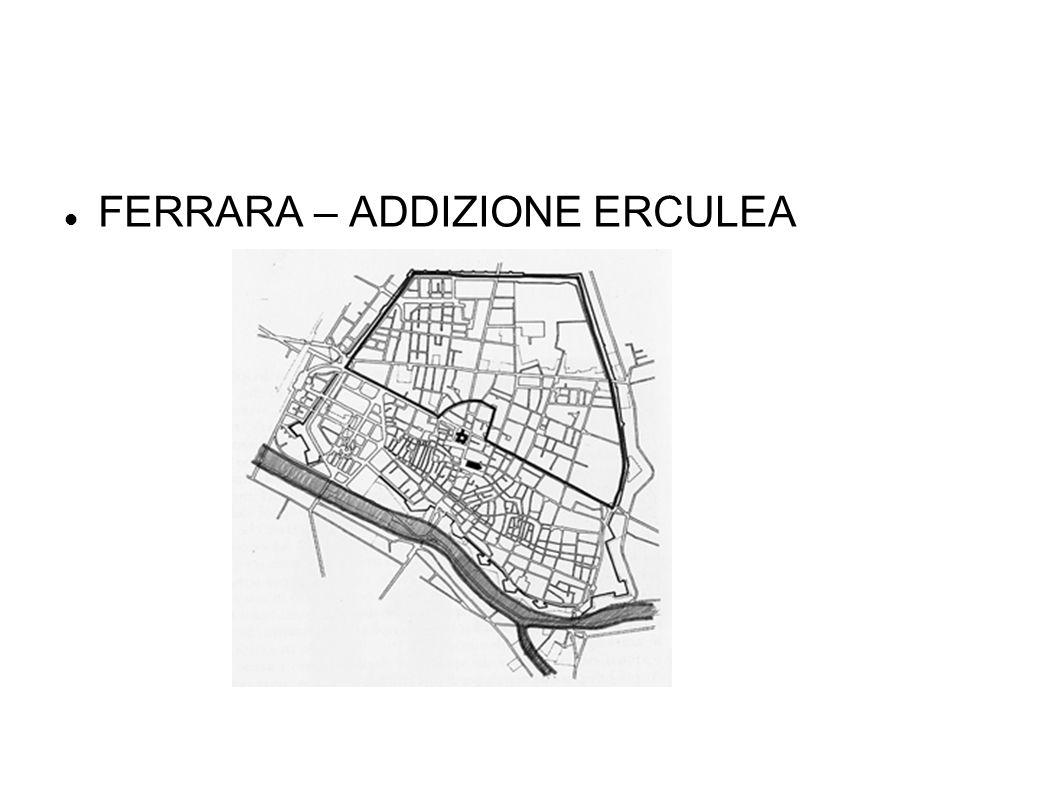 FERRARA – ADDIZIONE ERCULEA