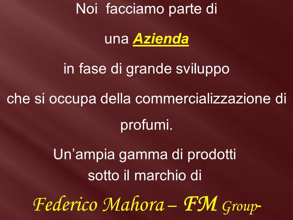 Federico Mahora – FM Group-