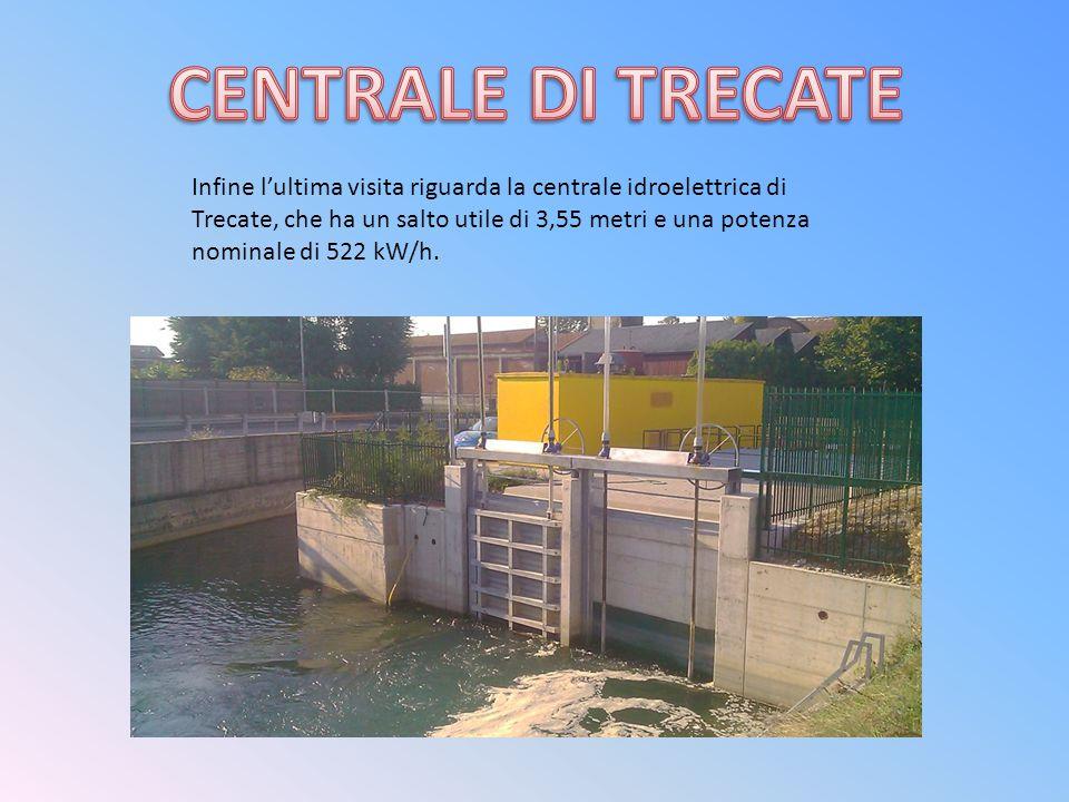 CENTRALE DI TRECATE
