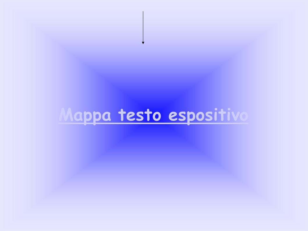 Mappa testo espositivo