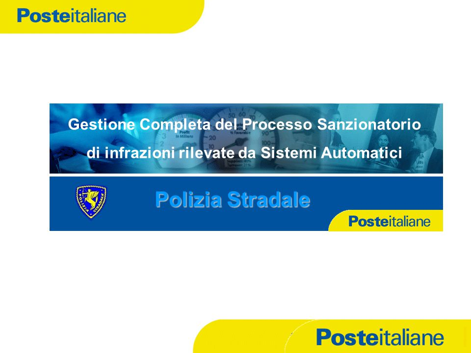 Gestione Completa del Processo Sanzionatorio di infrazioni rilevate da Sistemi Automatici
