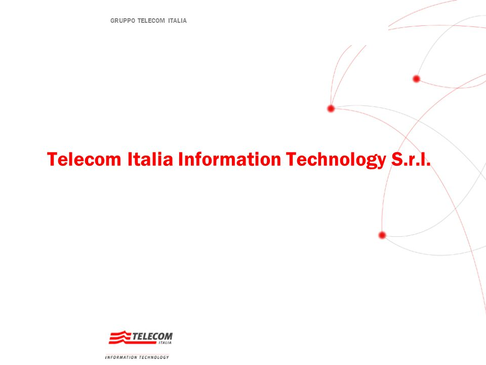 Telecom Italia Information Technology S.r.l.