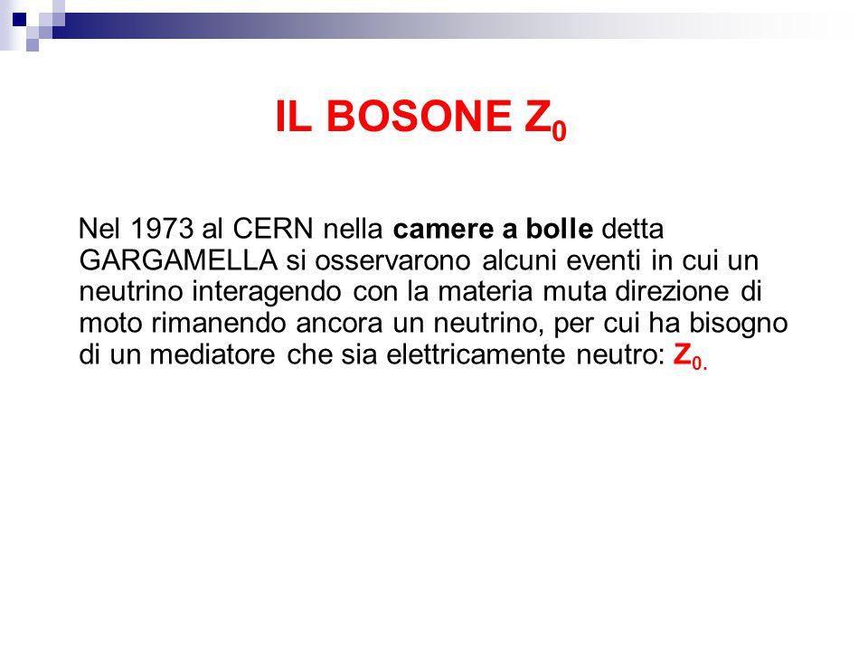 IL BOSONE Z0