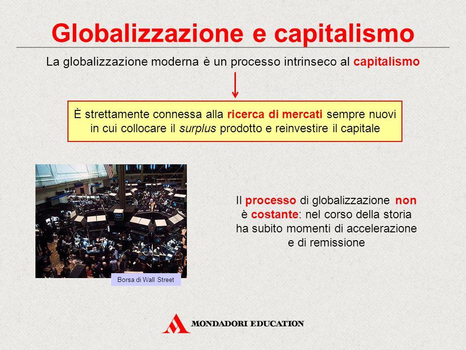 Globalizzazione e capitalismo