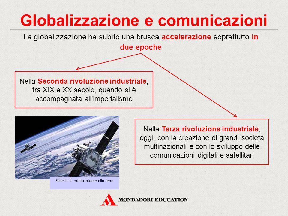 Globalizzazione e comunicazioni