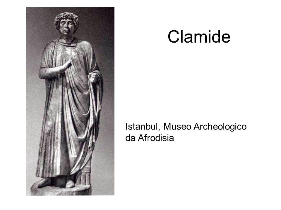 Clamide Istanbul, Museo Archeologico da Afrodisia