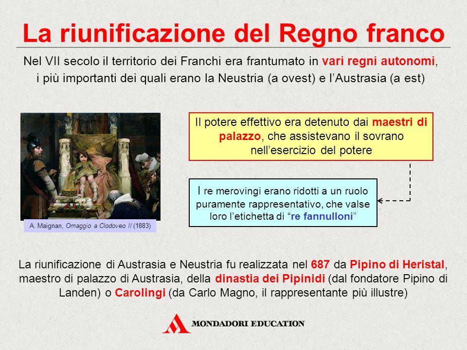 La riunificazione del Regno franco