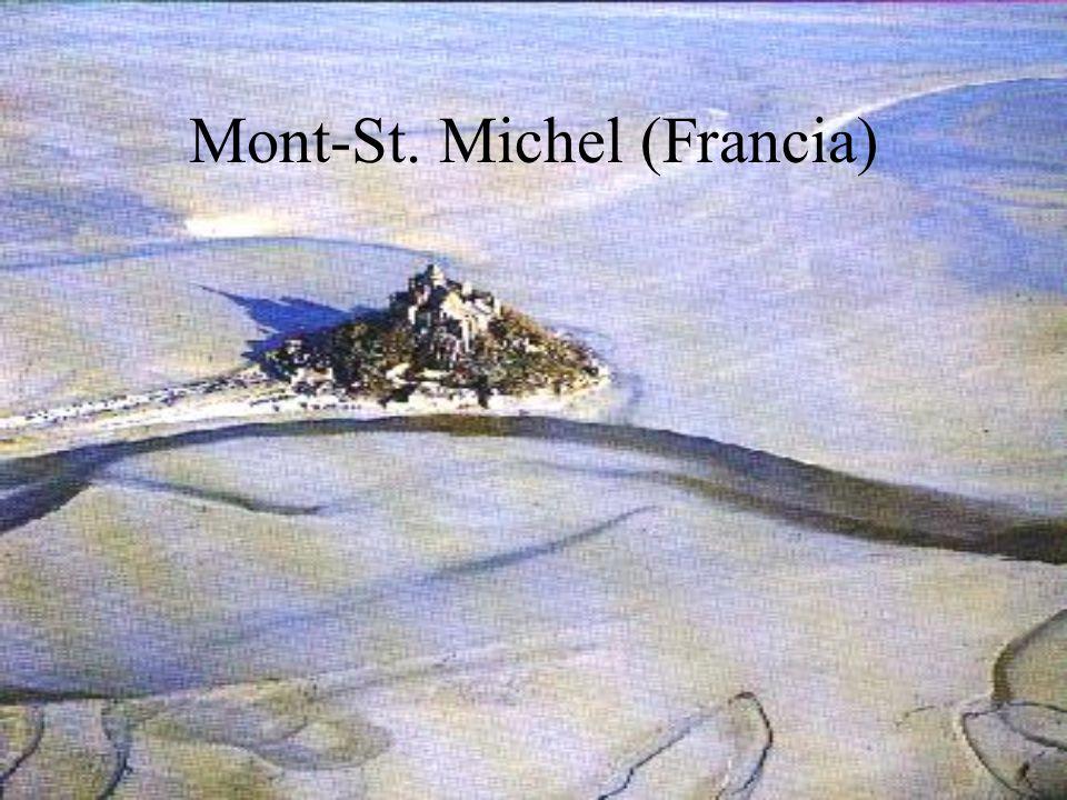 Mont-St. Michel (Francia)