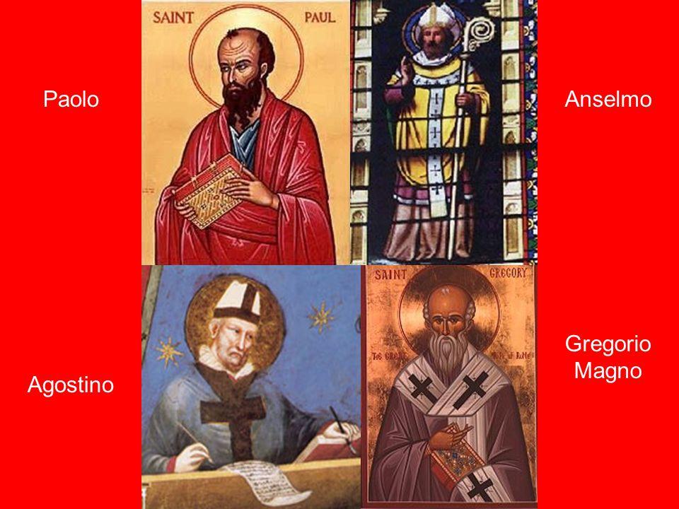 Paolo Agostino. Anselmo. Gregorio Magno. Un testo universale.