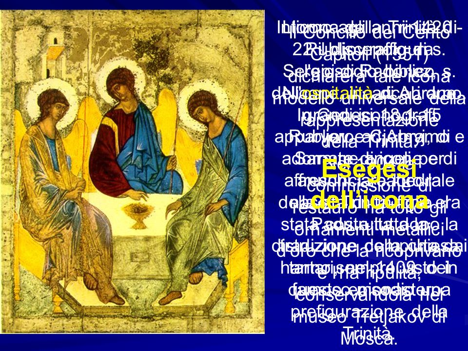 Intorno agli anni 1420 - 22 il discepolo di s. Sergio di Radonez, s