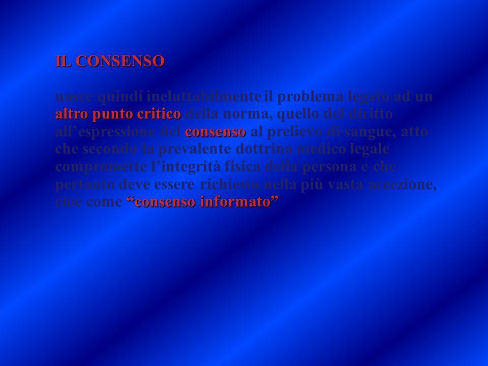 29/03/11 IL CONSENSO.