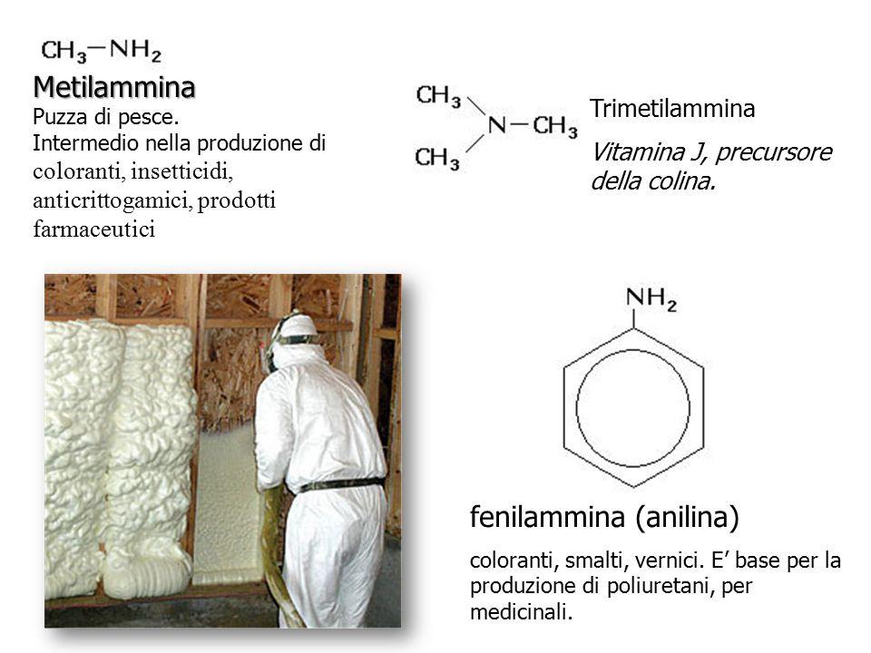 fenilammina (anilina)