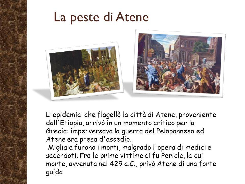 La peste di Atene