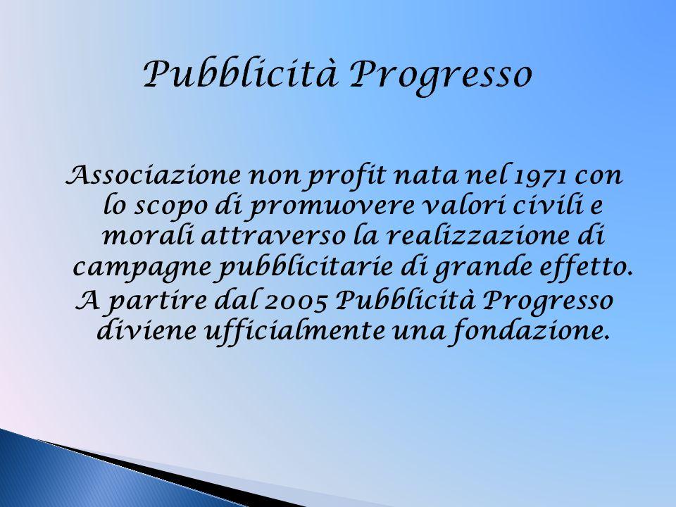 Pubblicità Progresso