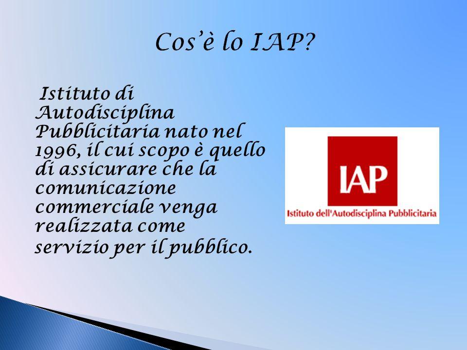 Cos'è lo IAP