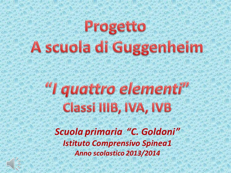 Scuola primaria C. Goldoni Istituto Comprensivo Spinea1