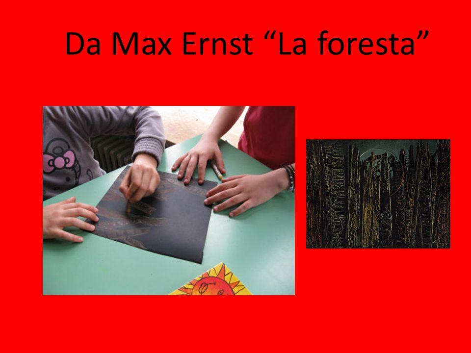 Da Max Ernst La foresta