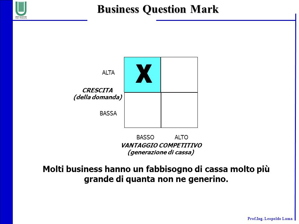 Business Question Mark