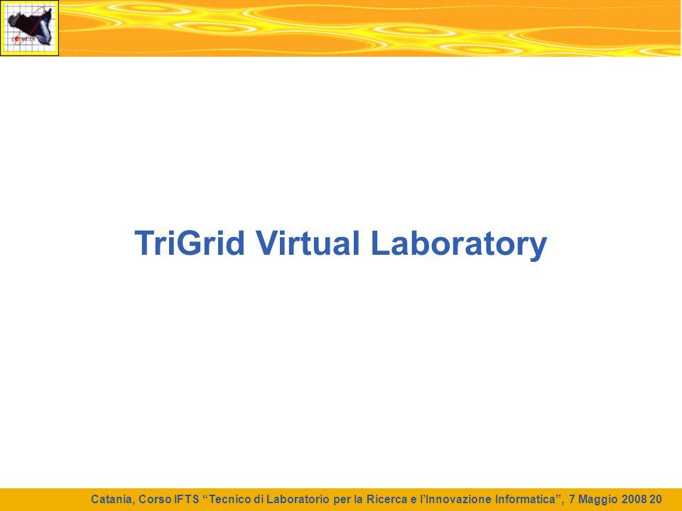 TriGrid Virtual Laboratory