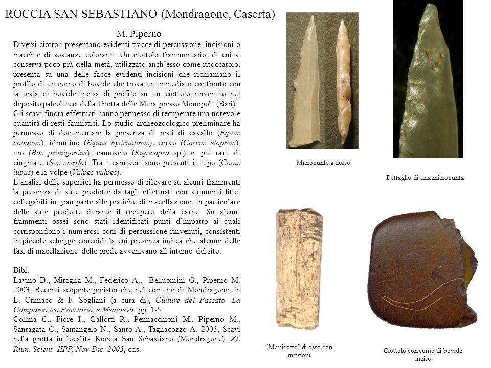 ROCCIA SAN SEBASTIANO (Mondragone, Caserta)
