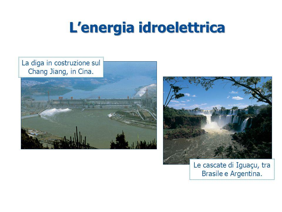 L'energia idroelettrica