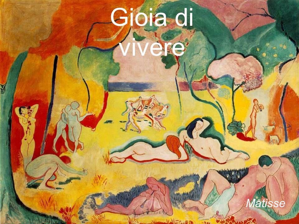 Gioia di vivere Matisse