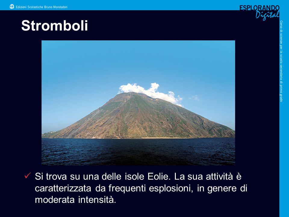 Stromboli Per l'insegnante:
