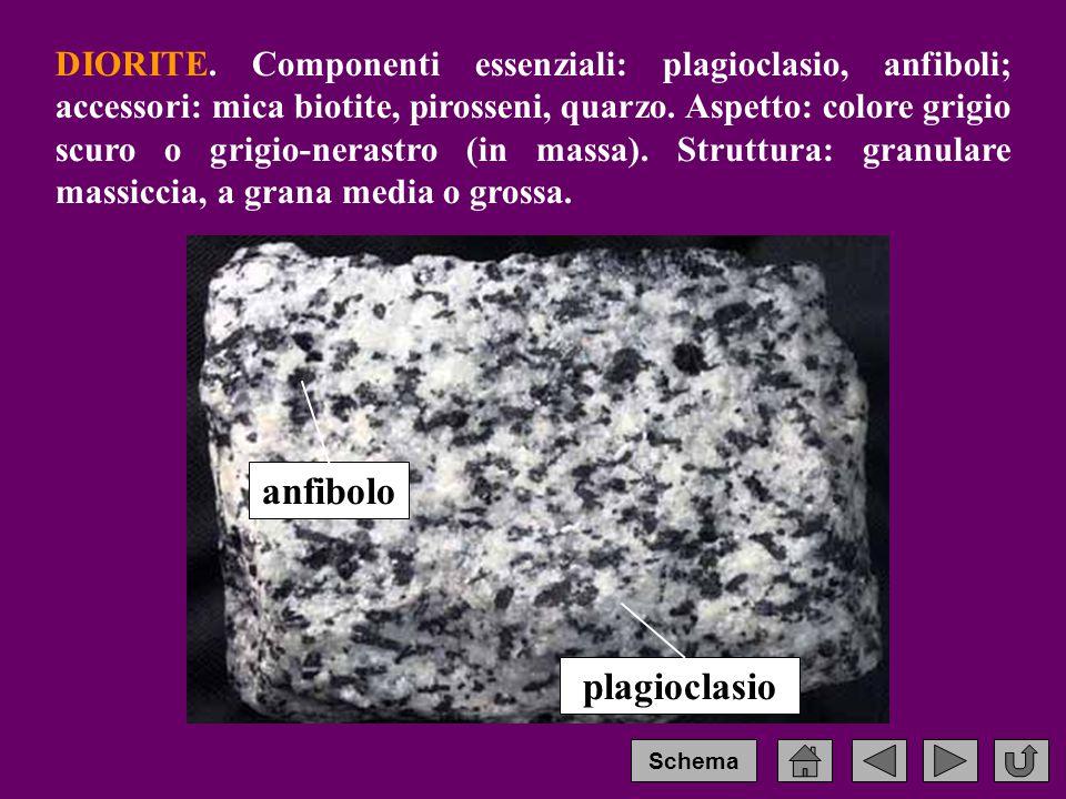 anfibolo plagioclasio
