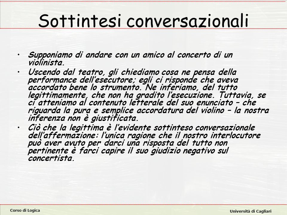 Sottintesi conversazionali