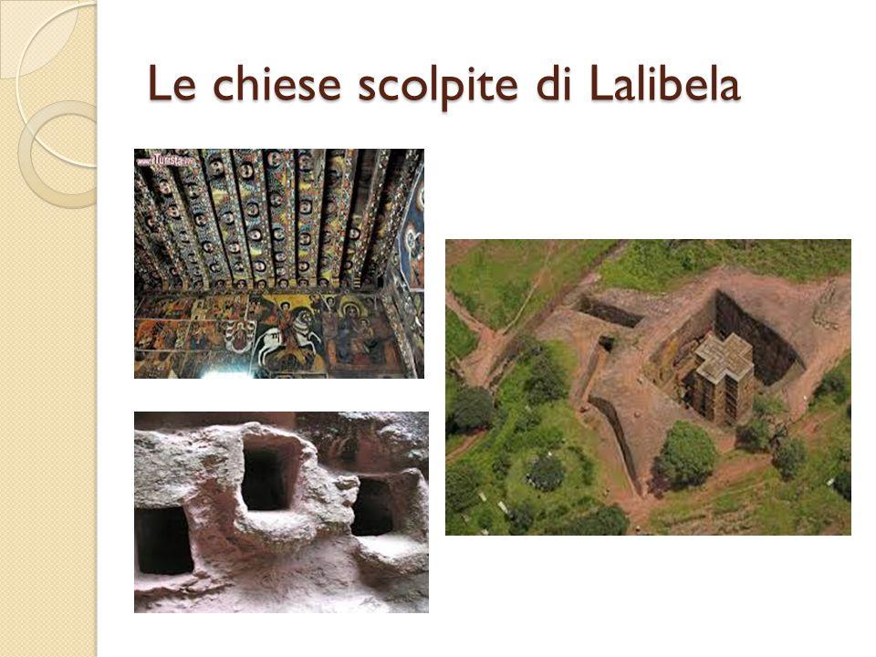 Le chiese scolpite di Lalibela