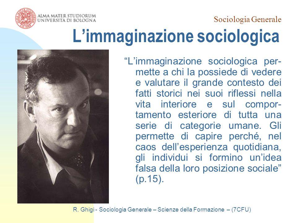 L'immaginazione sociologica