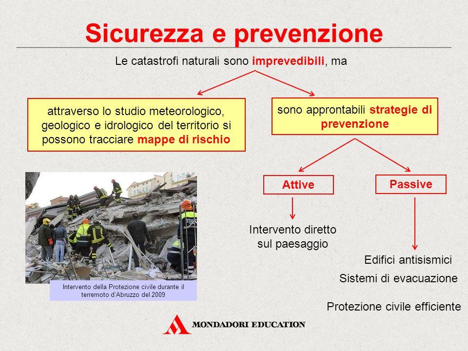Sicurezza e prevenzione