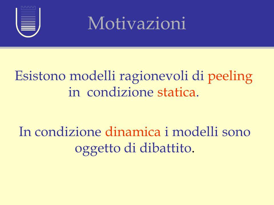 Motivazioni Motivazioni